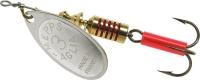 Блесна Вращающаяся MEPPS AGLIA 3 Silver