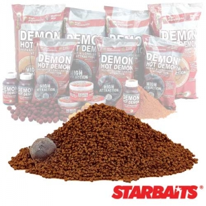 фото - Пеллетс Starbaits Hot Demon 0,8Кг