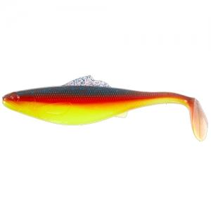 фото - Виброхвосты съедобные Lj Pro Series Roach Paddle Tail 5.0In (12.70)/g07 4Шт.