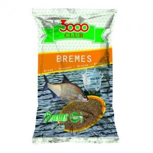 фото - Прикормка Sensas 3000 Club Bremes 1Кг