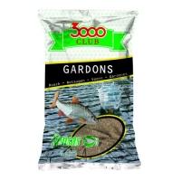 Прикормка Sensas 3000 Club Gardon 1Кг