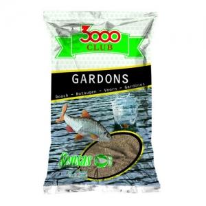 фото - Прикормка Sensas 3000 Club Gardon 1Кг