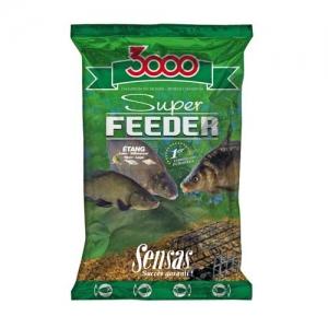 фото - Прикормка Sensas 3000 Super Feeder Lake 1Кг