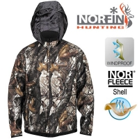 Куртка Norfin Hunting Trunder Staidness/black 05 Р.xxl