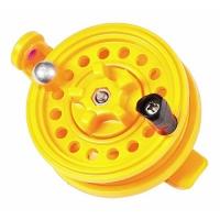 Катушка проводочная Salmo ICE HR 5.8см жёлтая