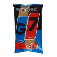 Прикормка Gf G-7 Карп 1Кг