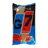 Прикормка Gf G-7 Карась 1Кг