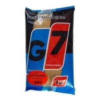 Прикормка Gf G-7 Карп-Карась 1Кг