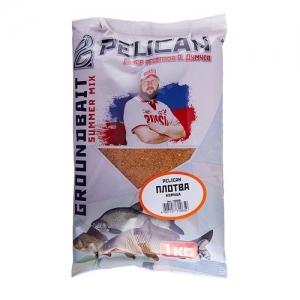 фото - Прикормка Pelican Плотва Корица 1Кг