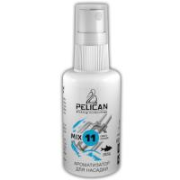 Спрей Pelican Mix11 Лещ Смесь Перцев0.050Л