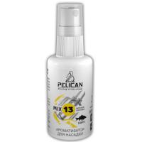 Спрей Pelican Mix13 Карп Морской Коктейль0.050Л