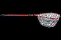 Подсачек ECO-PRO 60*42, рукоятка 2,1 М красный