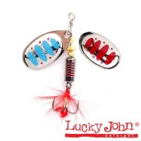 Блесна Вращающаяся Lucky John Bonnie Blade 00 02,5Г 003 В Блистере