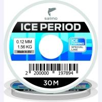 Леска Монофильная Зимняя Salmo Ice Period 030/010