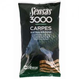 фото - Прикормка Sensas 3000 Carp Extra Grosse 1Кг