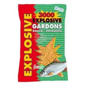 фото - Прикормка Sensas 3000 Explosive Gardon 1Кг