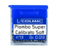 Мягкая дробь COLMIC SUPERCALIBRATO SOFT 6