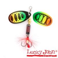 Блесна Вращающаяся Lucky John Bonnie Blade 00 02,5Г 008 В Блистере