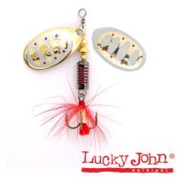 Блесна Вращающаяся Lucky John Bonnie Blade 03 06,4Г 002 В Блистере