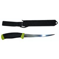 Нож Рыболовный В Пластиковых Ножнах Morakniv Fishing Comfort File155