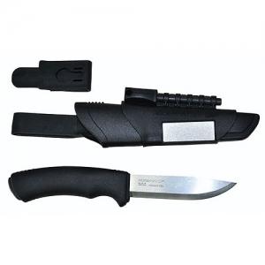 фото - Нож Универсальный В Пластиковых Ножнах Morakniv Bushcraft Survival