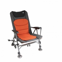 Кресло складное с подлокотником для рыбалки WESTFIELD среднее