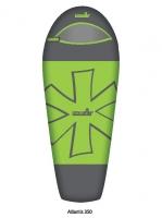 Мешок-кокон спальный Norfin ATLANTIS 350 R