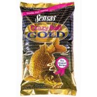 Прикормка Sensas Crazy Bait Gold 1Кг