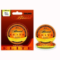 Леска Плетеная Salmo Elite Braid Green 020/017