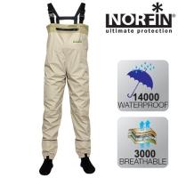 Полукомбинезон Забродный Norfin Whitewater Р.xs