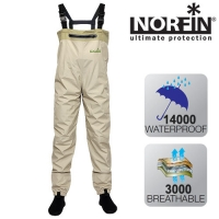 Полукомбинезон Забродный Norfin Whitewater Р.xl