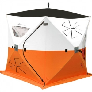 фото - Палатка рыболовная зимняя Norfin Fishing Hot Cube 147X147X167См