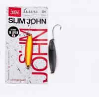 Блесна Колеб. Lucky John Slim John Длин.37Мм/02.5Г 024