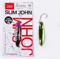 Блесна Колеб. Lucky John Slim John Длин.37Мм/02.5Г 026