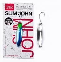 Блесна Колеб. Lucky John Slim John Длин.37Мм/02.5Г 027