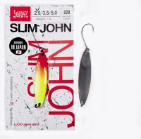 Блесна Колеб. Lucky John Slim John Длин.37Мм/02.5Г 028