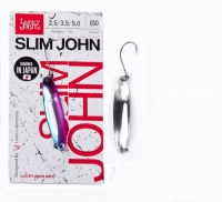 Блесна Колеб. Lucky John Slim John Длин.37Мм/02.5Г 030
