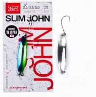 Блесна Колеб. Lucky John Slim John Длин.37Мм/02.5Г 032