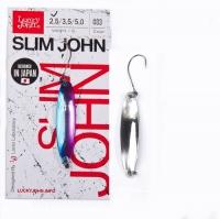 Блесна Колеб. Lucky John Slim John Длин.37Мм/02.5Г 033