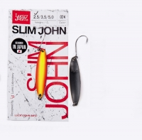 Блесна Колеб. Lucky John Slim John Длин.45Мм/03.5Г 024