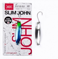 Блесна Колеб. Lucky John Slim John Длин.45Мм/03.5Г 027
