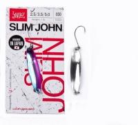 Блесна Колеб. Lucky John Slim John Длин.45Мм/03.5Г 030