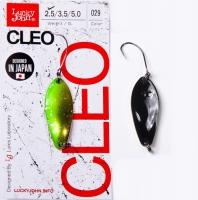 Блесна колеблющаяся Lucky John Cleo длина 31мм/2,5 г 029