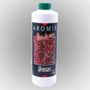 фото - Ароматизатор Sensas Aromix Bloodworm 0,5Л