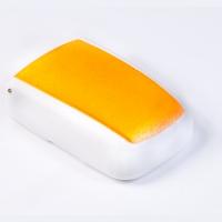 Мотыльница Salmo 8х6х2,5см оранж флюор