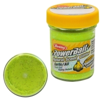 "Паста форелевая Berkley ""Power Bait"" Garlic Chartreuse 50g"