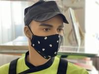 Хлопковая защитная маска для многократного использования