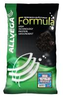 Прикормка Зимняя Готовая ALLVEGA Formula Winter Ready 0.9кг Лещ Черный