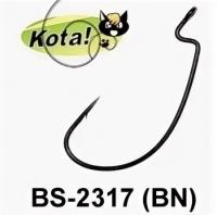 Крючок Офсетный Kota Kumho-BS-2317 BN 10шт размер 2/0