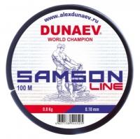 Леска DUNAEV SAMSON LINE 100м 0,16мм